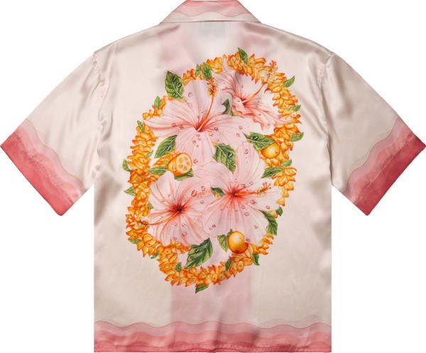 Casablanca Light Pink Kapalia Shirt