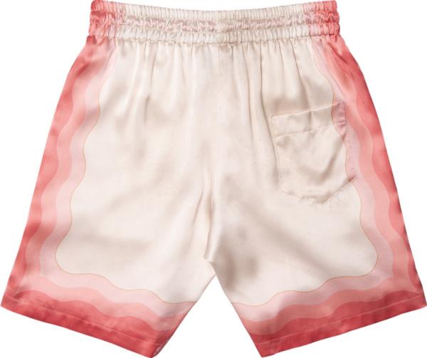 Casablanca Light Pink Kapalia Shorts