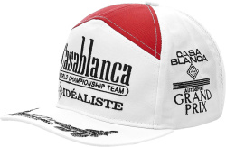 Casablanca White Japan 100s Racing Hat
