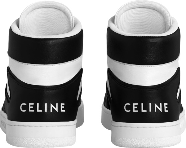 Celine Z Trainer Ct 01 High Top Sneaker In Calfskin