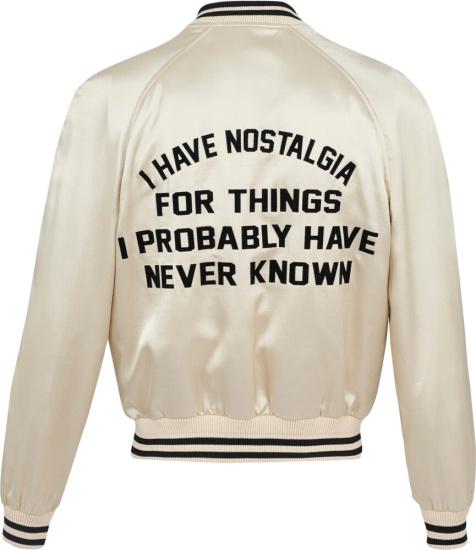 Celine Teddy Souvenier Jacket