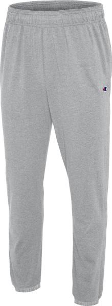 Champion Grey Closed Bottom Sweatpants