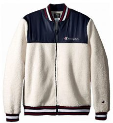Champion Sherpa Fleece Jacket Worn By Da In His My Last Words Music Video