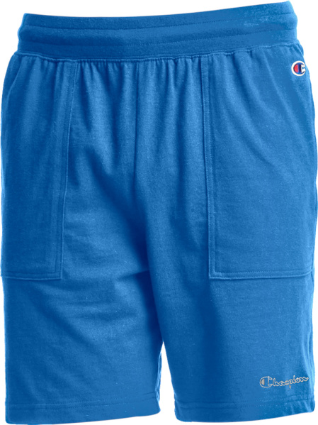 Champion Shield Blue Middlewight Shorts