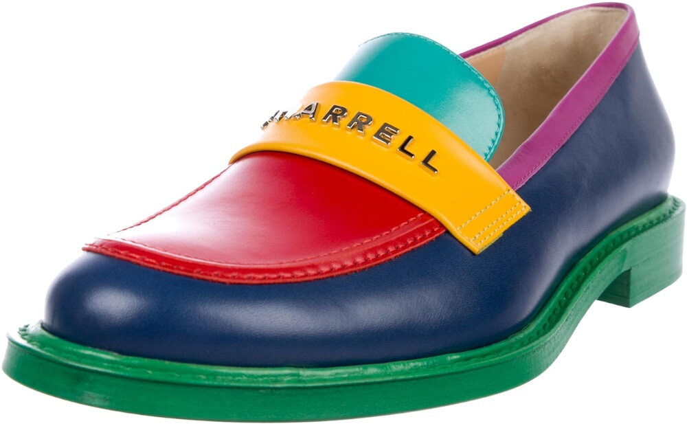 Chanel X Pharrell Penny Loafers