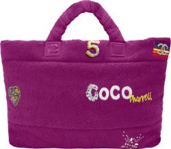 Chanel X Pharrell Purple Tote Bag