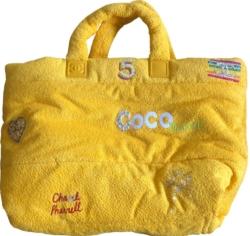 Chanel X Pharrell Yellow Tote