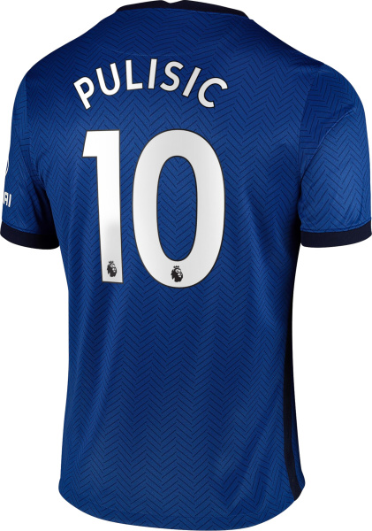 Chelsea Fc Christian Pulisic Blue Home Jersey