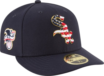 Chicago White Sox 4th Of Julty 59fifty Hat