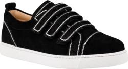 Black 'Kiddo Bordo Donna' Sneakers