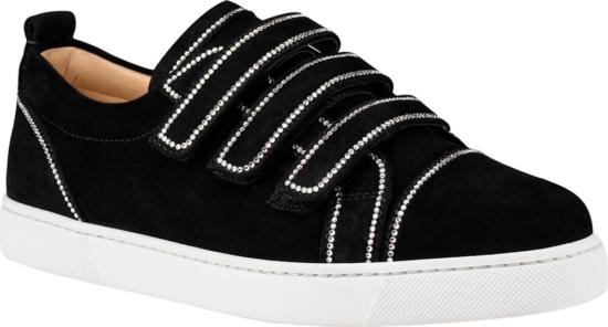 Christian Louboutin Kiddo Bordo Donna Sneakers