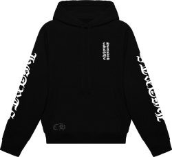 Chrome Hearts Black Fuck You Hoodie