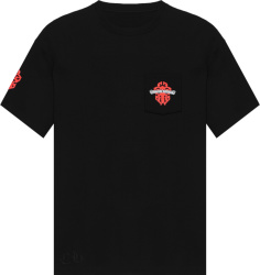 Black & Red-Dagger T-Shirt