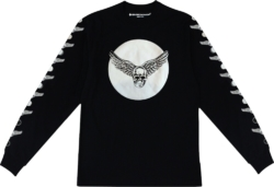 Chrome Hearts Skull Moon T Shirt