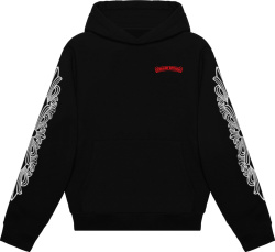 Chrome Hearts x Matty Boy Black 'Chomper' Hoodie