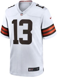 Cleveland Browns Obj White Jersey