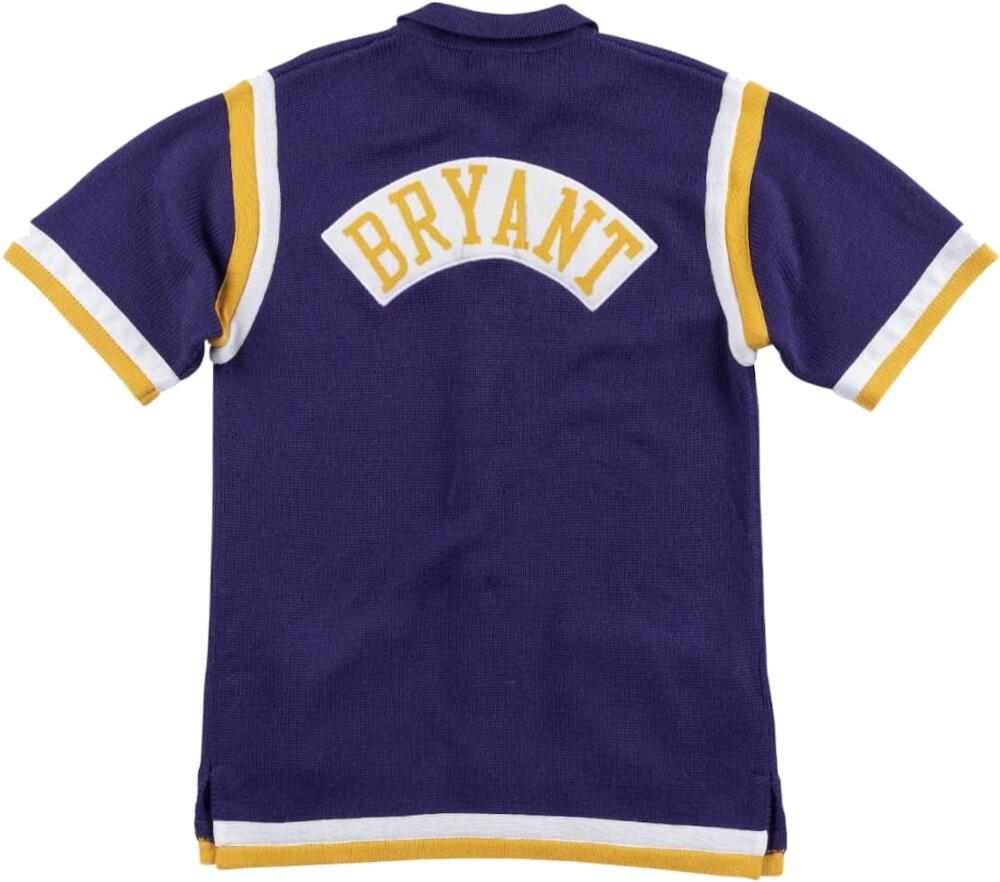 Clot X Mitchell And Ness Kobe Bryant Shooting Shirt