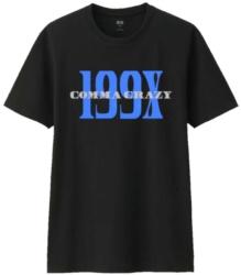 Comma Crazy 199x Print Shrit