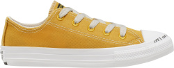 Yellow 'All Star Renew' Low Sneakers