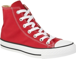 Converse Red High Top Sneakers