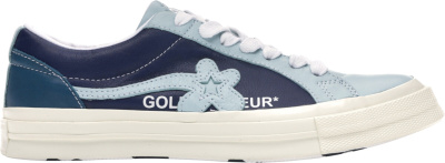 Converse X Golf Le Fleur Two Tone Blue Low Sneakers