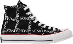 Converse X Jw Anderson Black Grid