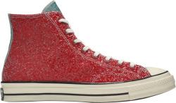 Converse X Jw Anderson Cherry Glitter