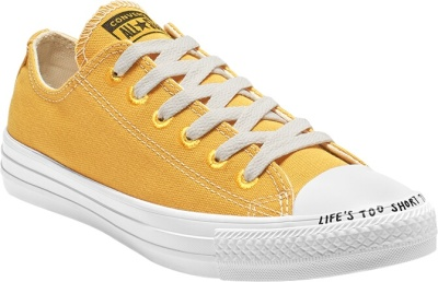 Converse Yellow Allstar Renew Low Sneakers