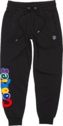 Cookies Sf Logo Patch Black Sweatpants