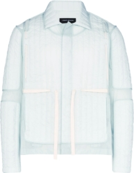 Craig Green Light Blue Quilted Jacket