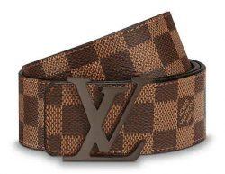 Da Baby Baby Sitter Music Video Brown Canvas Louis Vuitton Belt Worn By Dababy