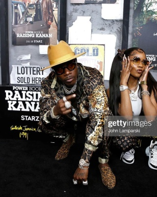Dababy Wearing A Keith James Fedora With Gucci Sunglasses A Dolce Ana Gabbana Shirt And Pants And Shoes