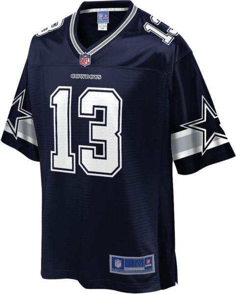 Dallas Cowboys Navy Home Jersey