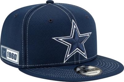 Dallas Coyboys New Era 1960 Patch Hat