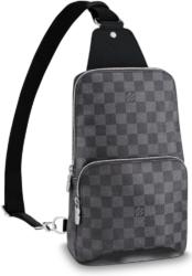 Damier Graphite Avenue Sling Bag Louis Vuitton