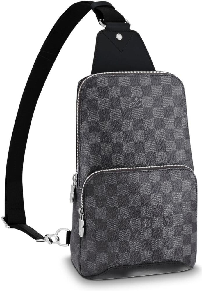 Damier Graphite Avenue Sling Bag Louis Vuitton