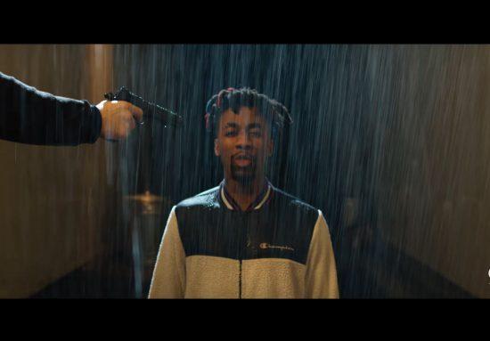 Dax My Last Words Music Video Featurin A Champion Sherpa Fleece Jacket