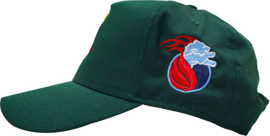Detroit Wings And Halo Embroidered Hat