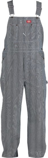 Dickies Hickory Striped Overalls