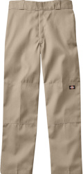 Dickies Khaki Double Knee Pants