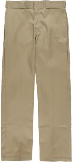 Dickies Khaki Work Pants
