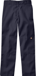Dickies Navy Double Knee Pants