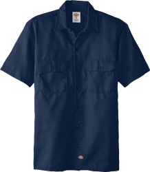 Dickies Navy Work Shirt