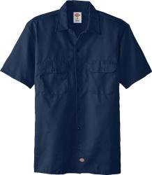 Dickies Navy Work Shirt