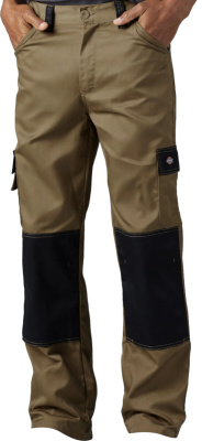 Dickies Two Tone Biege And Black Work Pants