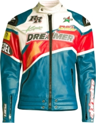 Diesel X Alpinestars Dreamer Leather Jacket