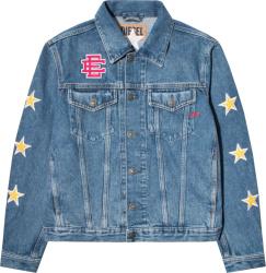 Diesel X Eric Emanuel Ee Denim Jacket