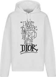 Dior x Shawn White 'Shock The World' Hoodie