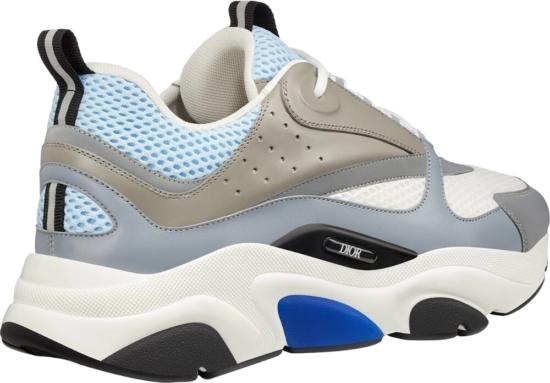 Dior B22 Sneakers Light Blue Grey