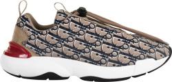 Dior Beige Oblique B24 Sneakers